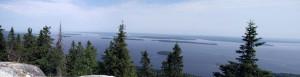 コリのウッココリから見た景色