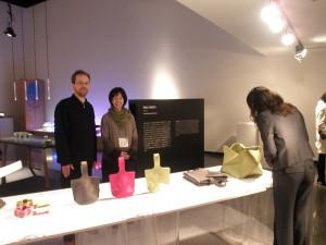 浦田愛香さんの展示