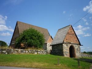 ヤコブ牧師が最後に一人で結婚式典をあげた教会