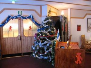 リエコンリンナはクリスマスの飾りつけ♪