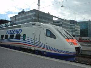 Allegro の先頭車両