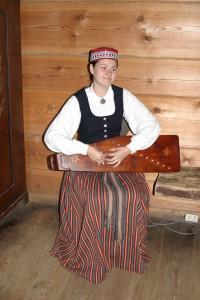 リガ郊外のラトヴィア民族野外博物館