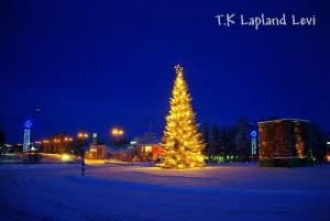 紺青の世界レヴィのクリスマス・ツリー