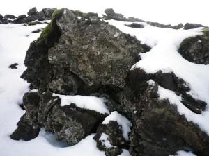アイスランドならではの景色