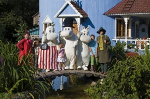 © Moomin Characters ™ Theme Park created by Dennis Livson